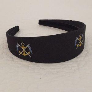 J. Crew Anchor Headband
